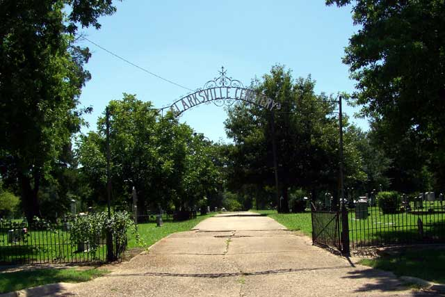 The Clarksville Cemetery