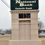 First National Bank--Clarksville, Texas