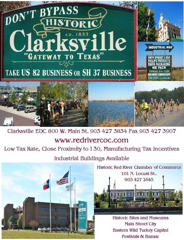 Business in Clarksville