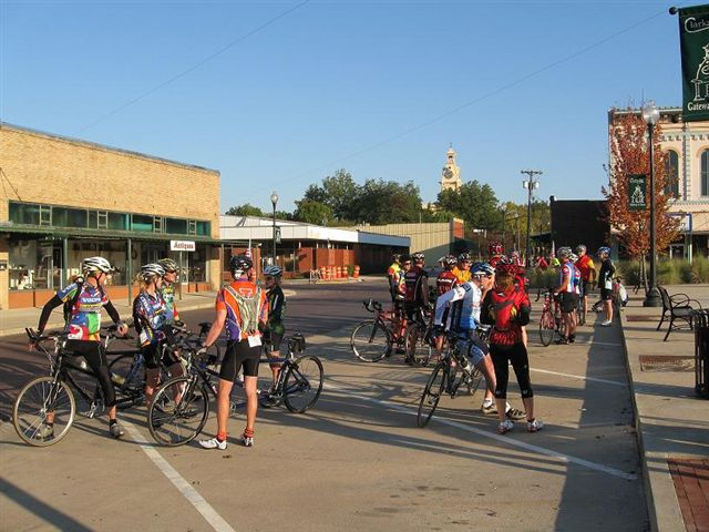 The Red River County Tandem Tour