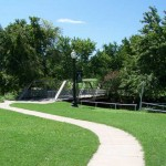 PRIDE Creek Walk and Fireman&#8217;s Park