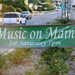 1st Saturday&#8211;Music on Main