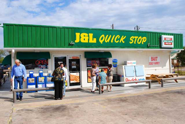 J & L Quick Stop 2205 Hwy 82 W Clarksville, TX 75426