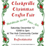 Clarksville Christmas Crafts Fair