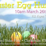 03/26/16 Easter Egg Hunt!