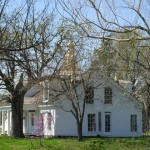 The DeMorse House, Clarksville, Texas